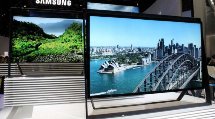 Samsung 4K TV evolution and 85-inch hands-on