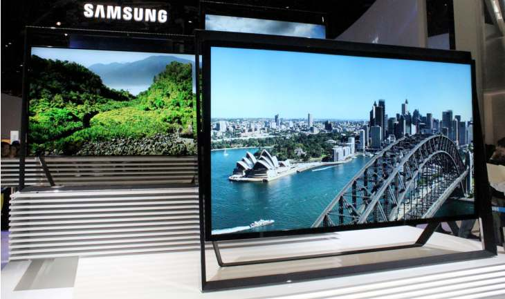 Samsung 4K TV evolution and 85-inch hands-on