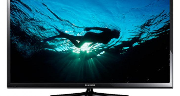 Samsung 51-inch PN51F5300 thin Plasma HDTV at just 2-inches