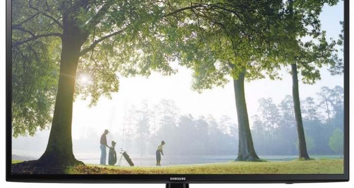 Samsung 55-inch UN55J6200 HDTV 2015 model