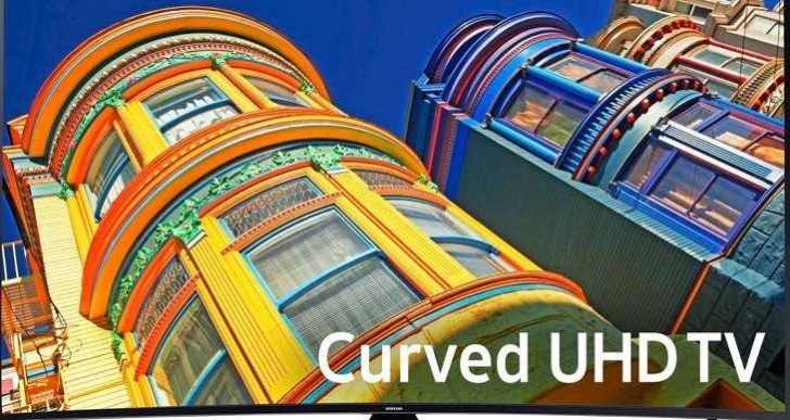 Samsung 55KU8500 55-inch Curved 4K TV review perfection