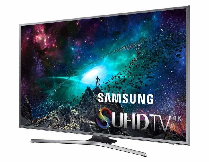 Samsung 60-inch UN60JS7000 review