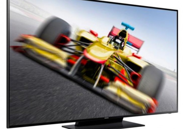 Samsung 75-inch LED UN75F6300 TV will mirror screen to app