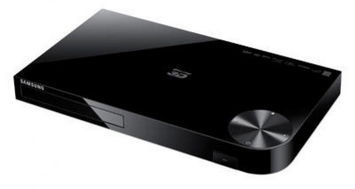 Samsung BD-FM59C 3D Blu-ray Player specs include Wifi