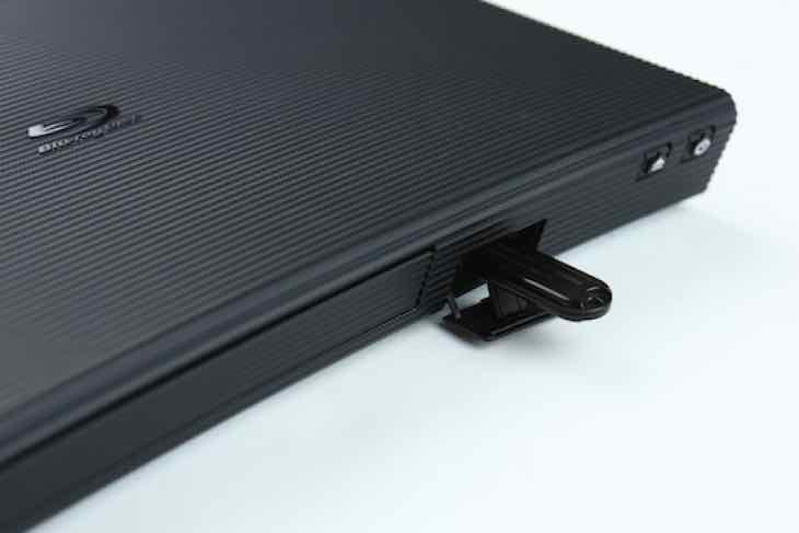Samsung BD-J5700:ZA 2D BluRay player review