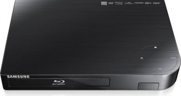 Samsung BDH5100 review of specs for Smart Blu-ray Player