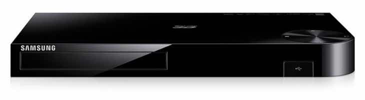 Samsung BDH6500 3D Blu-ray player