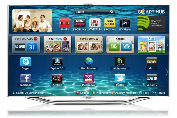 Samsung TV Deals for Black Friday 2013