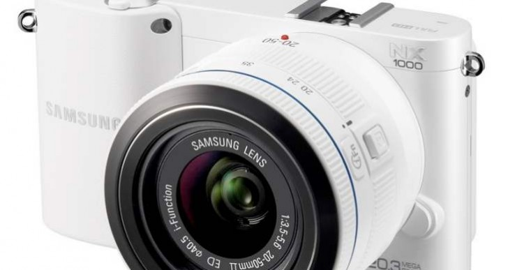 Samsung GALAXY NX range of Android cameras hinted