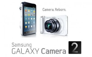Samsung Galaxy Camera 2 Vs. Galaxy NX30, specs & features