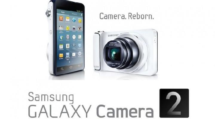 Samsung Galaxy Camera 2 Vs. Galaxy NX30, specs & features
