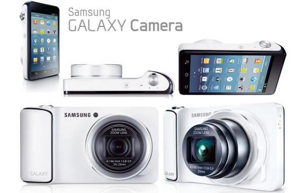 Samsung Galaxy Camera given visual review