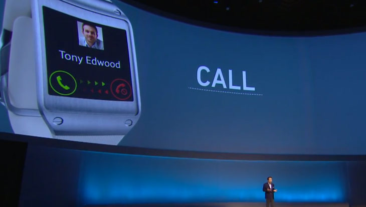Samsung Galaxy Note 3 will partner with Galaxy Gear