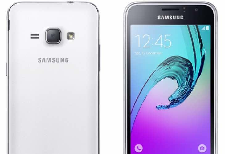 Samsung Galaxy J1 2016 changes