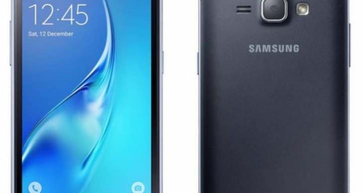 Samsung Galaxy J1 2016 specs update