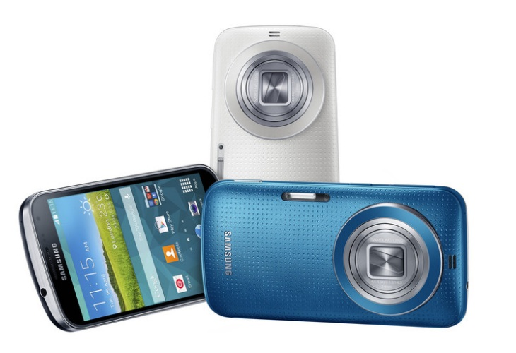 Samsung Galaxy K Zoom price and release theory
