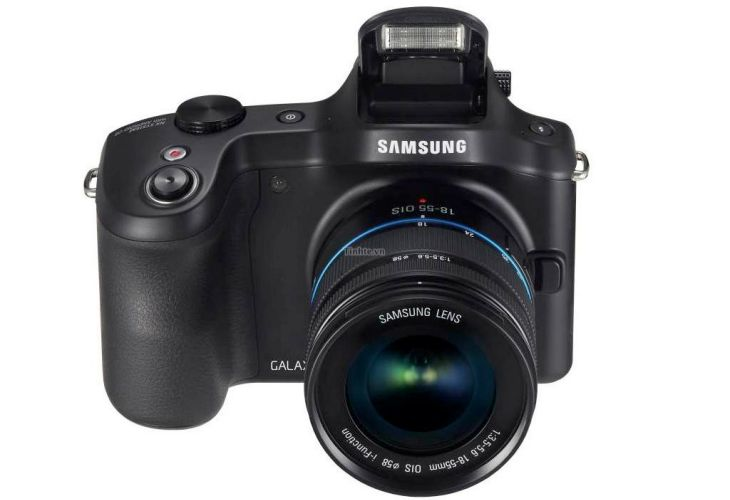 Samsung Galaxy NX testing finds minor problems