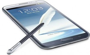 Canada receives Samsung Galaxy Note 2 Android 4.1.2 update