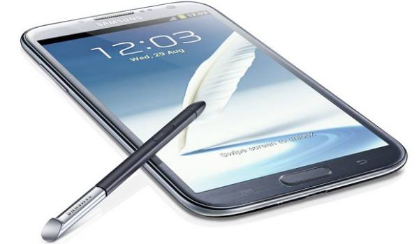 Samsung Galaxy Note 2 Android 4.1.2 update for Canada