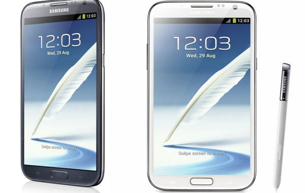 Samsung Galaxy Note 2 discovered for T-Mobile/AT&T