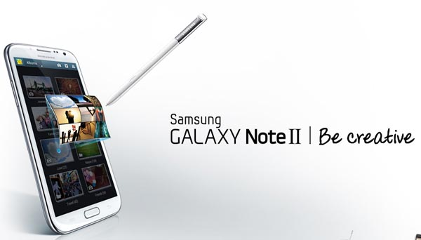 Samsung Galaxy Note 2 users enticed with code