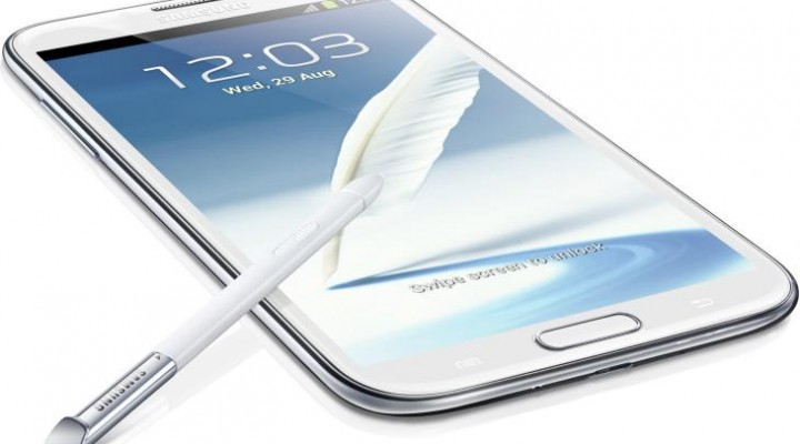 Samsung Galaxy Note 2 shares iPhone bug, update needed