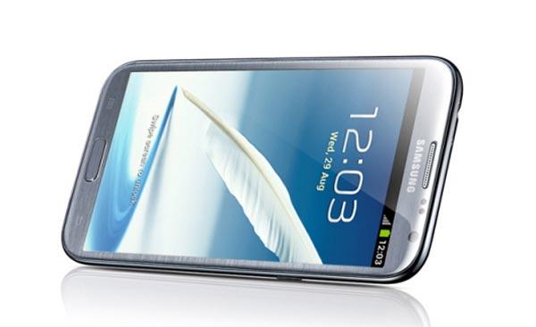 Samsung Galaxy Note 2 becoming a real substitute
