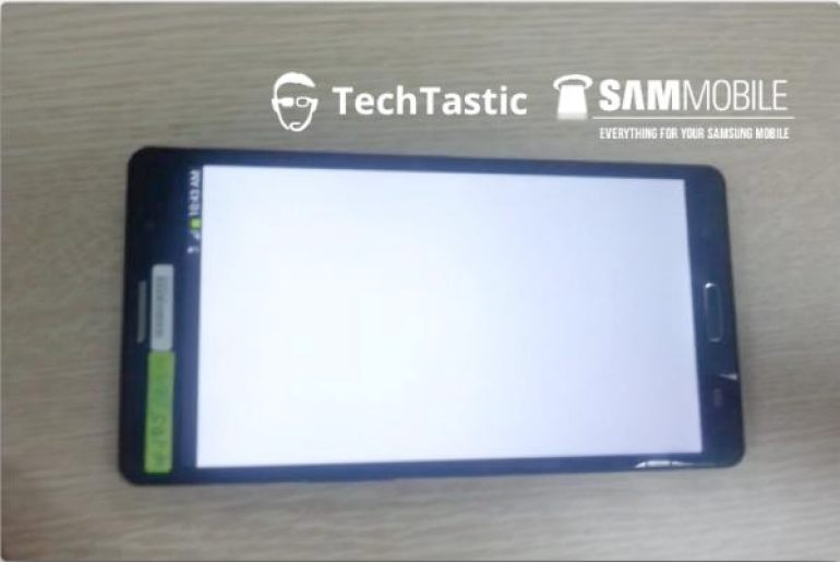 Samsung Galaxy Note 3 allegedly shipping