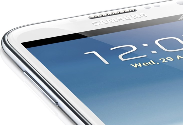 Samsung Galaxy Note 3 launch date set