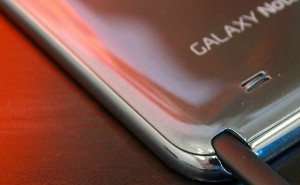Samsung Galaxy Note 3 vs. Optimus G Pro – Similar feature
