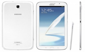 Samsung Galaxy Note 8.0 vs. iPad Mini and Nexus 7
