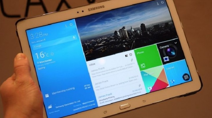 Samsung Galaxy NotePro pre-orders with free gamepad