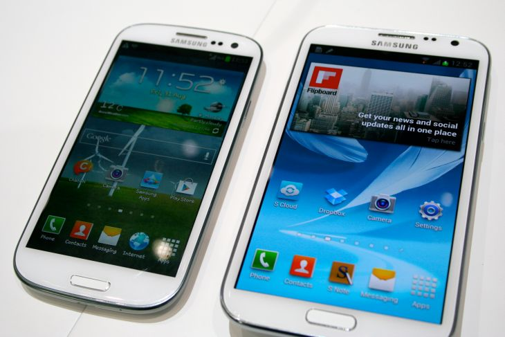 Samsung Galaxy S3, Note 2 Android 4.3 news update