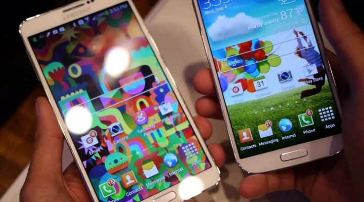 Samsung Galaxy S3, S4 and Note 3 new price breakdown
