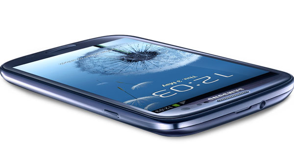 Samsung Galaxy S3 brings UK cash substitute