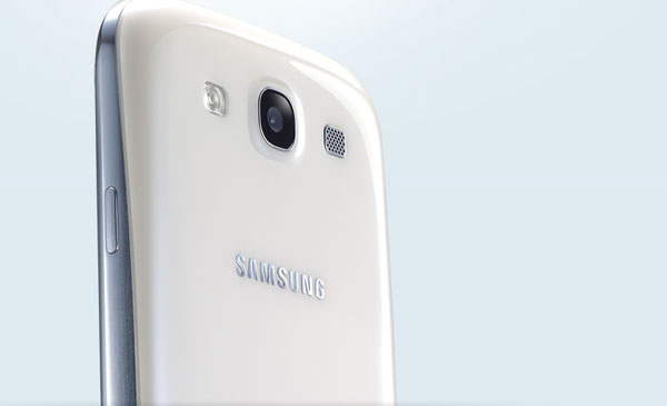 Samsung Galaxy S3 gains during changeover