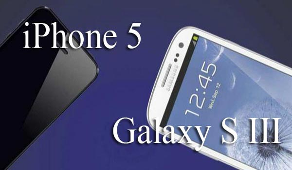 Samsung Galaxy S3 vs. iPhone 5 for staying alive