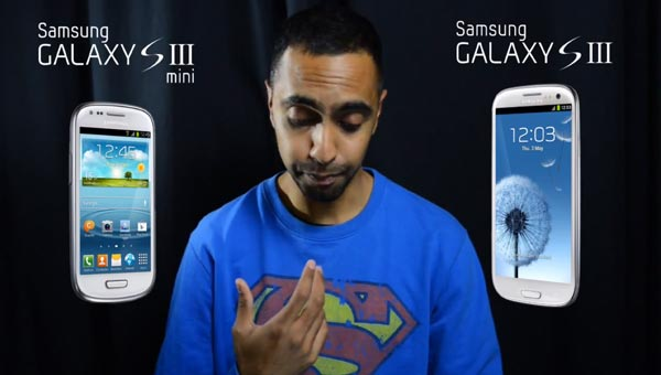 Samsung Galaxy S3 mini vs. original, price and attributes