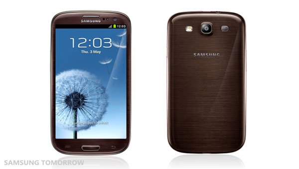Samsung entices with Galaxy S3 hues