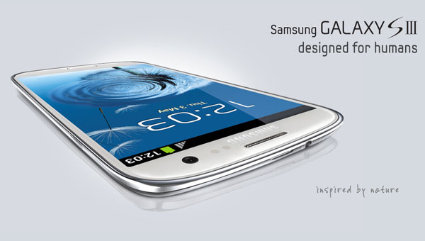 Samsung Galaxy S3 rocks T-Mobile