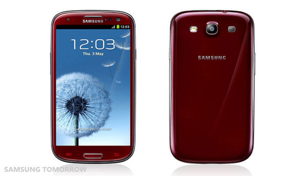 Samsung Galaxy S3 vanishes, Jelly Bean in Sept
