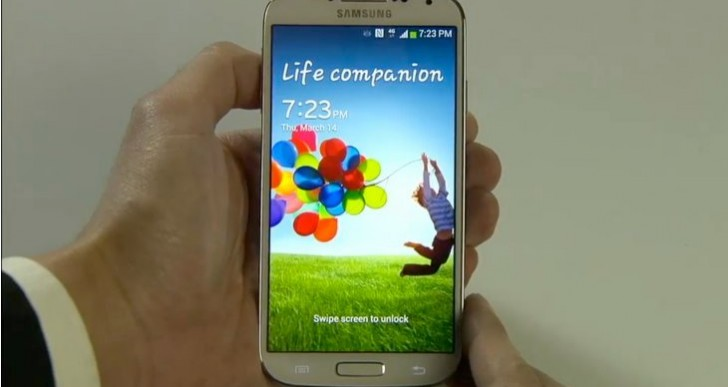 Samsung Galaxy S4 UK battery performance concerns