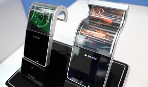 Samsung Galaxy S4 popularity kills flexi screen