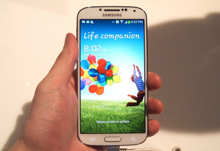 Samsung Galaxy S4: prophesying release date for carriers