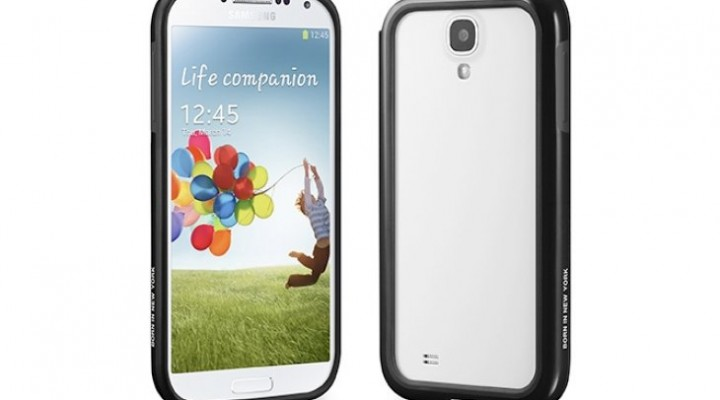 Samsung Galaxy S4 receives bumper style Cushi case