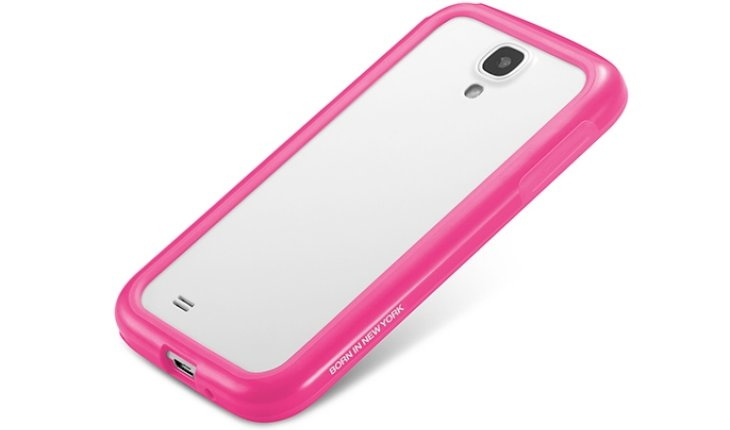 Samsung Galaxy S4 receives bumper style case