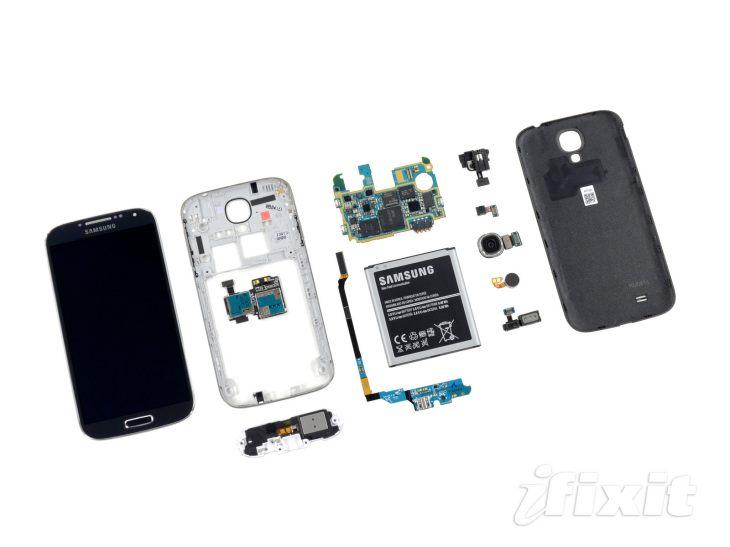 Samsung Galaxy S4 repair simplicity 2
