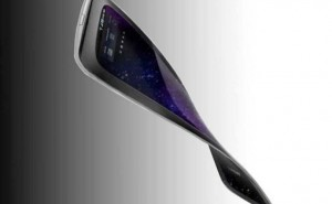 Samsung Galaxy S5 curved display possibility realized