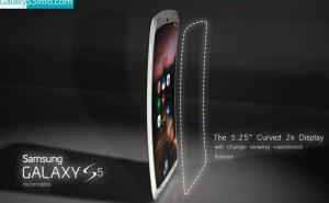 Samsung Galaxy S5 evolutionary screen specs