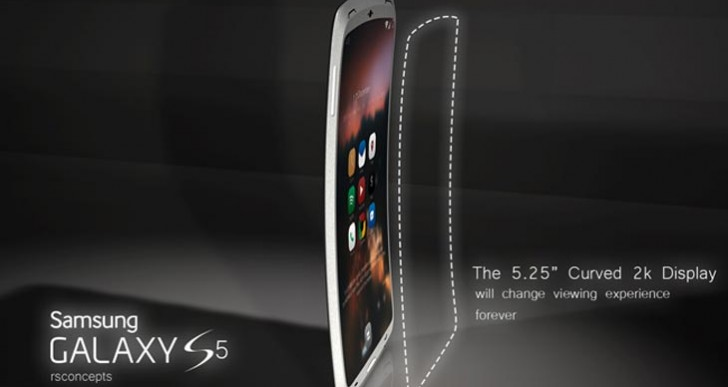 Samsung Galaxy S5 evolutionary screen specs